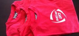 3 T-Shirts Gr. S/M/L – Basar #74