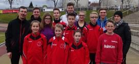 Trainingslager der Jugendlichen