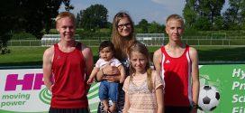 Landesmeisterschaften Einzel in WHV