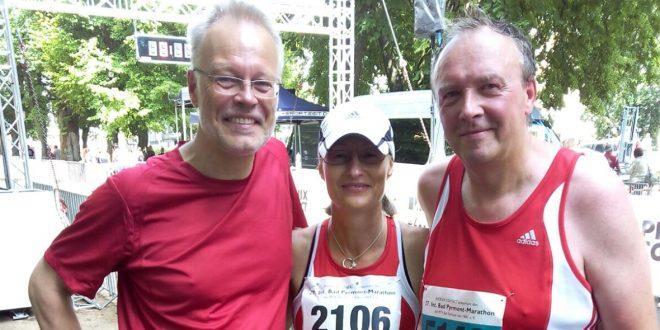 27. internationaler Bad Pyrmont Marathon am 30.07.16