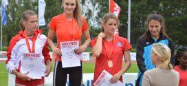 Lea ist Norddeutsche Jugendmeisterin