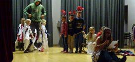 Weihnachtsfeier des gesamten Vereins
