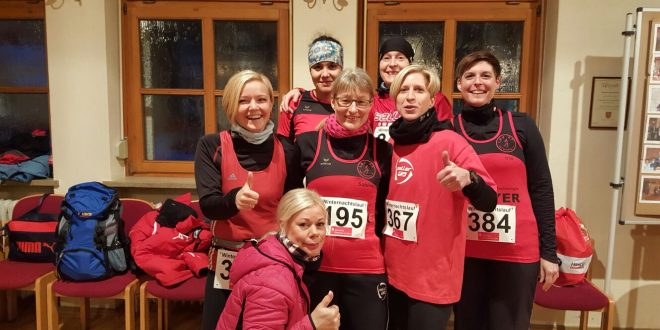 18. Winternachtslauf in Bad Lauterberg am 27.01.2017