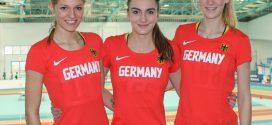 Lea Ahrens zurück im Nationalteam