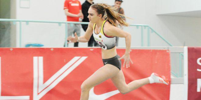Lea Ahrens startet bei Jugend-EM in Grosetto