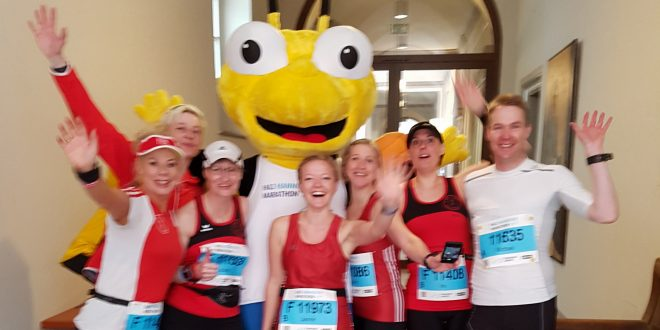 Hannover Marathon am 08.04.2018