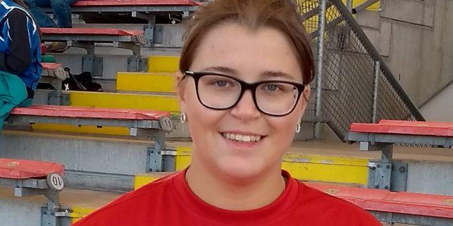 Michelle-Sophie Nebendahl überzeugt bei LM