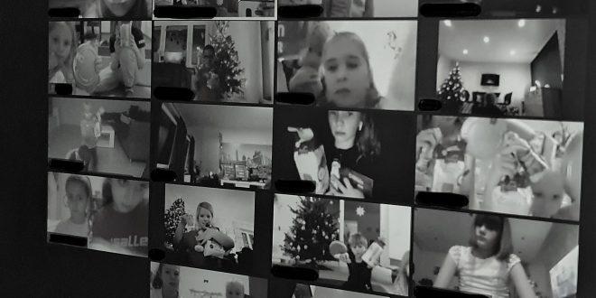 Der Weihnachtsmann kam auch zum LAV 07