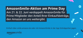 AmazonSmile Aktion am Prime Day