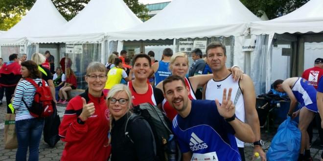 NLV-Meisterschaft im Halbmarathon in Wolfsburg