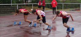 Trotz Regen: Super-Teamleistung