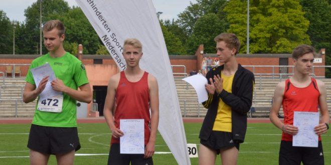 Tobias Bötticher mit guter Vorstellung bei LM