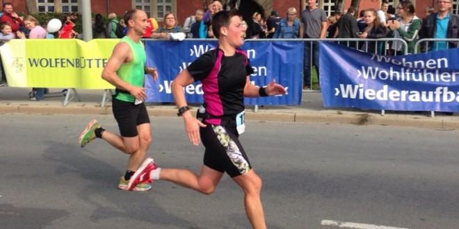 Halbmarathon beim Wolfenbütteler Stadtlauf