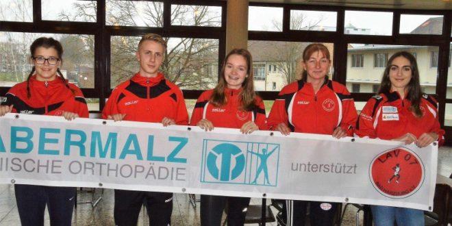 Erfolgreicher Auftritt des Leichtathletikteams bei Bezirksmeisterschaften Halle